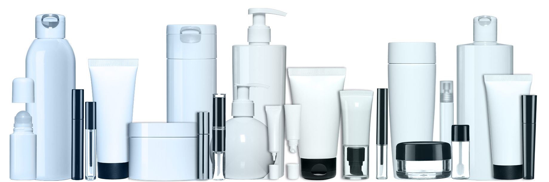 Pibiplast - complete range packaging skincare makeup
