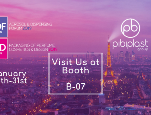 Pibiplast al PCD Paris packaging cosmetici, profumi, design