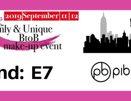 Make-Up in New York 2019, Pibiplast c'è!