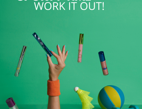 Sporty Time, work it out! Make-up per lo sport